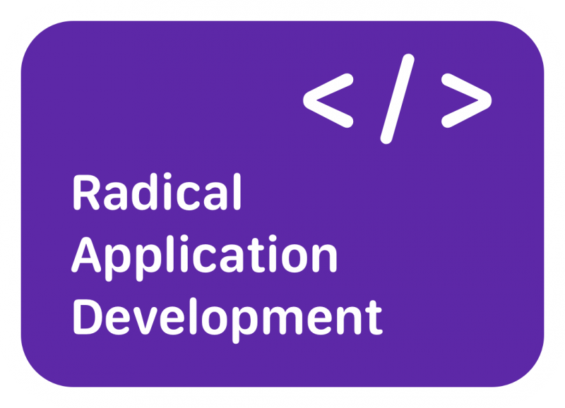 Radical Application Development